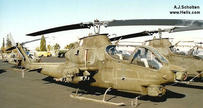 68-15076 Bell AH-1G Cobra C/N 20610