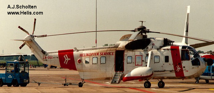 Helikopter Service S-61 H-3
