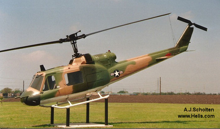 Bell UH-1B Iroquois c/n 247