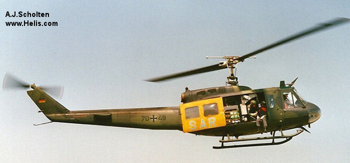 Luftwaffe UH-1D