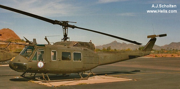 Bell UH-1H Iroquois c/n 9804