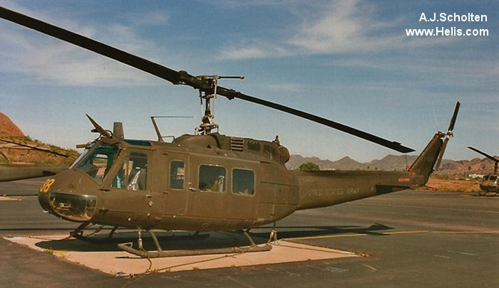 Bell UH-1H Iroquois c/n 11159