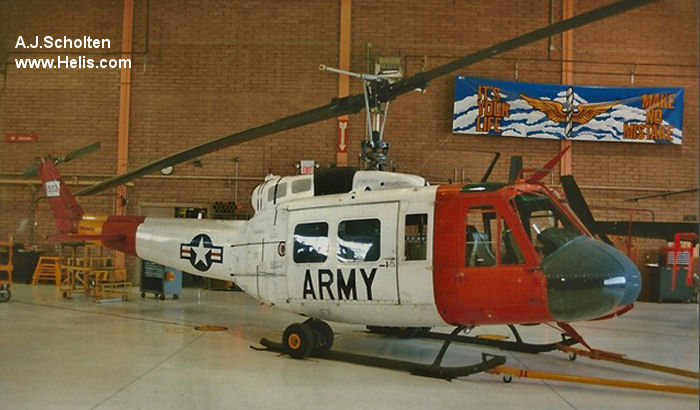 Bell UH-1H Iroquois c/n 11441