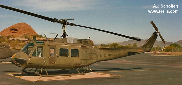 Bell UH-1H Iroquois c/n 12759