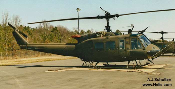 Bell UH-1H Iroquois c/n 13206