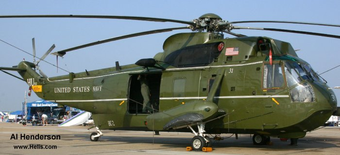 Sikorsky HSS-2 Sea King c/n 61-262