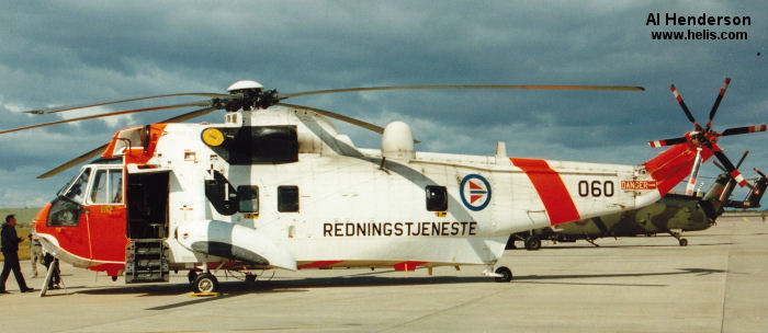 Westland Sea King Mk.43 c/n wa 746