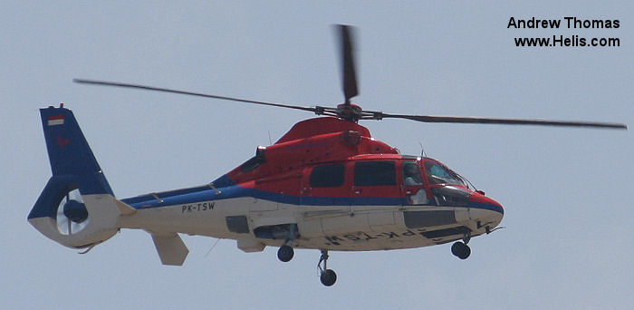 Eurocopter AS365N2 Dauphin 2 c/n 6470