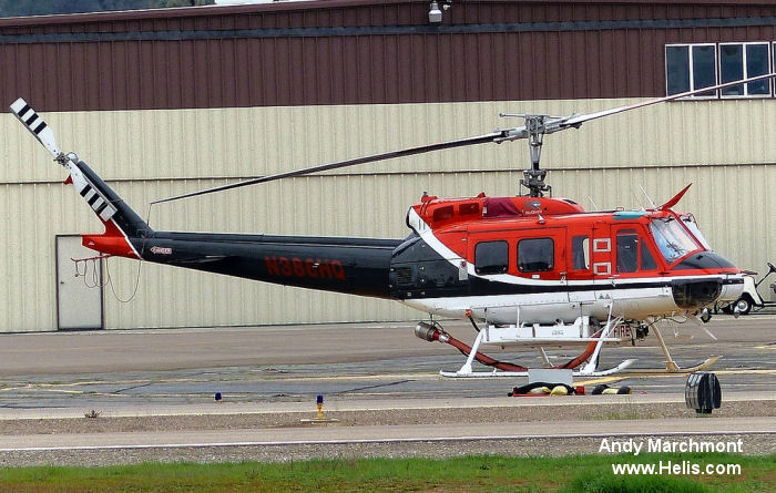 Bell 205A-1 c/n 30086