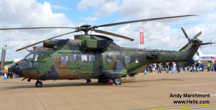 Eurocopter AS532U2 Cougar  c/n 2419