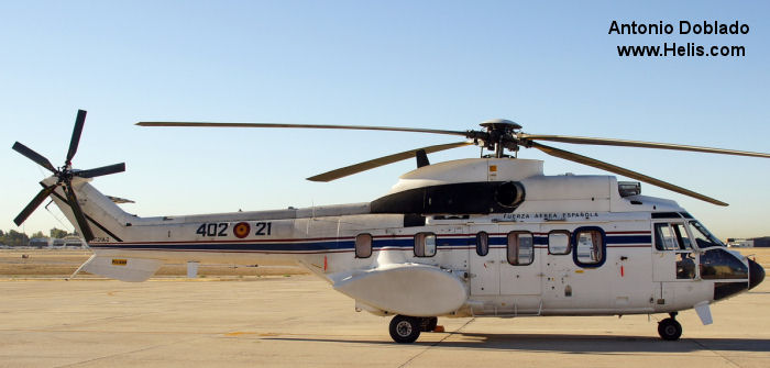 Aerospatiale AS332M1 Super Puma