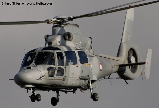 Eurocopter AS565SA Panther c/n 6507