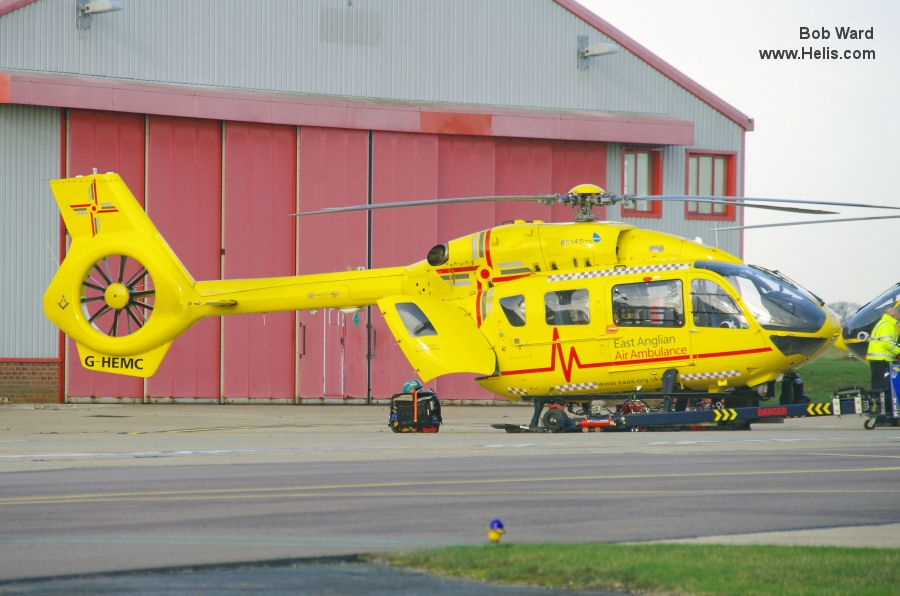 Airbus Helicopters H145 / EC145T2 c/n 20012