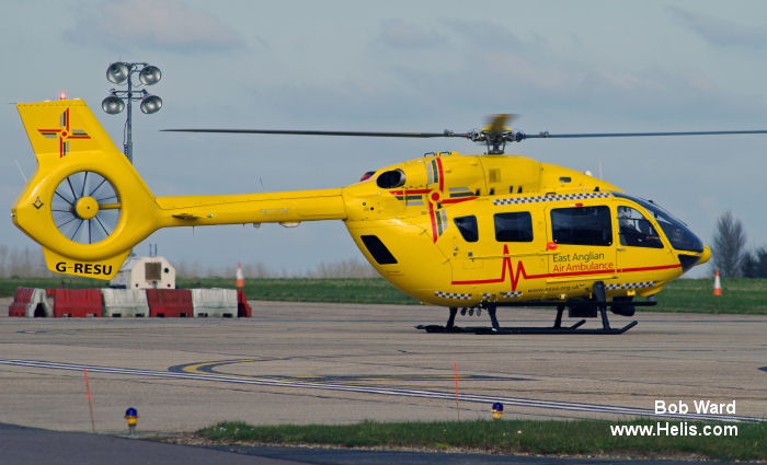 Airbus Helicopters H145 / EC145T2 c/n 20052