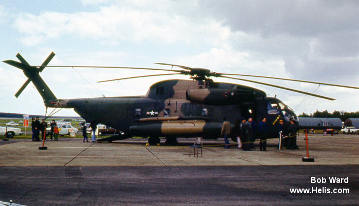 Sikorsky HH-53C Super Jolly