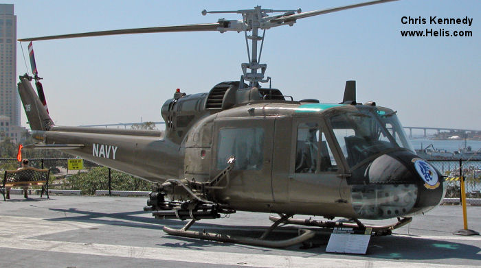 Bell UH-1B Iroquois c/n 260