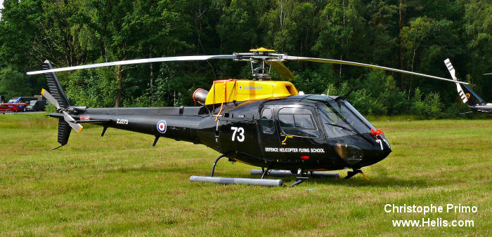 Eurocopter AS350BB Ecureuil c/n 3006