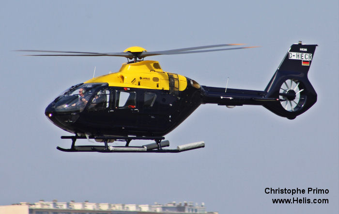 Airbus Helicopters H135 / EC135T3 c/n 1220