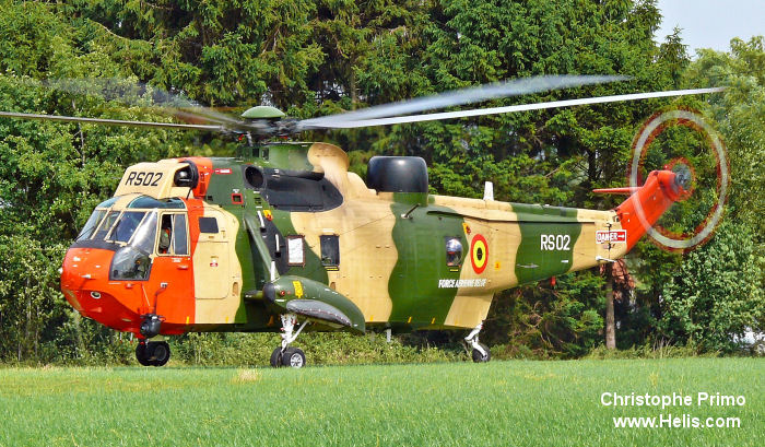 Westland Sea King Mk.48 c/n wa 832