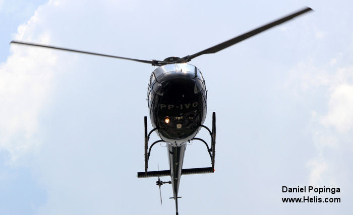 Eurocopter HB350B2 Esquilo c/n 4452