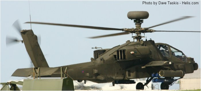Army Air Corps WAH-64 Apache
