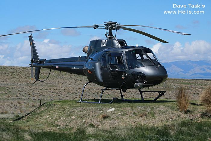 Eurocopter AS350B2 Ecureuil c/n 4284