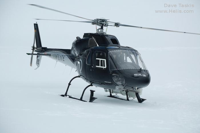 Aerospatiale AS355F1 Ecureuil 2  c/n 5107