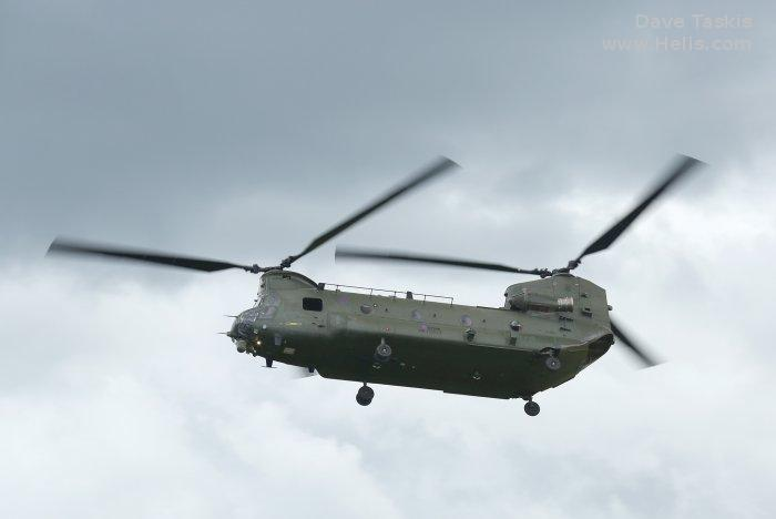 Boeing CH-47D Chinook c/n M.7008