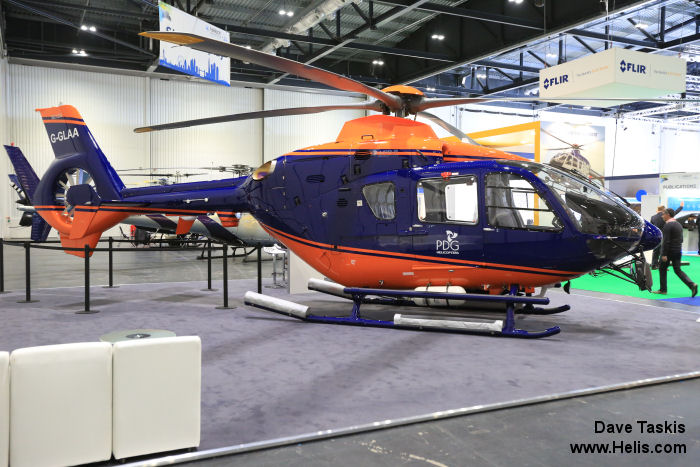 Airbus Helicopters EC135T2+ c/n 1196