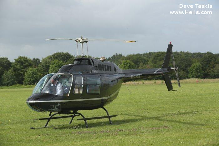 Helicopter Bell 206L-3 Long Ranger Serial 2826 Register G-TREE N2779U. Built 1979. Aircraft history and location