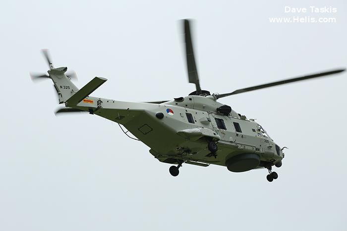 NH Industries NH90 NFH c/n 1325