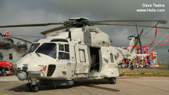 NH Industries NH90 NFH c/n 1175