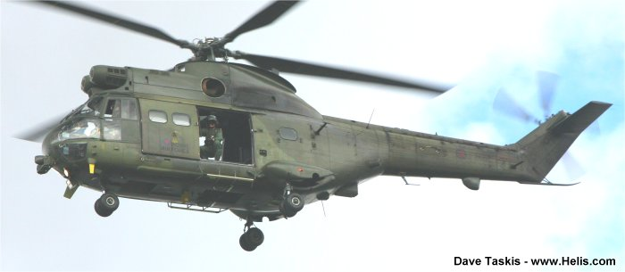 Royal Air Force SA330 Puma
