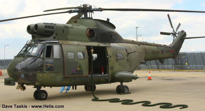 Xw212 Aerospatiale Sa330e Puma C N 1111