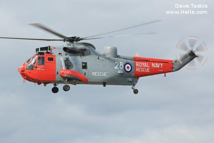 Westland Sea King HAS.1 c/n wa 635