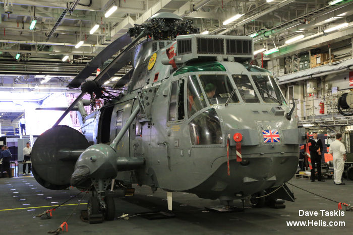 Westland Sea King HAS.5 c/n wa 887