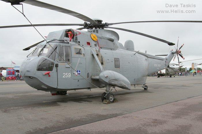 Westland Sea King HAS.1 c/n wa 630