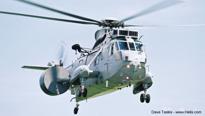 Westland Sea King HAS.1 c/n wa 652