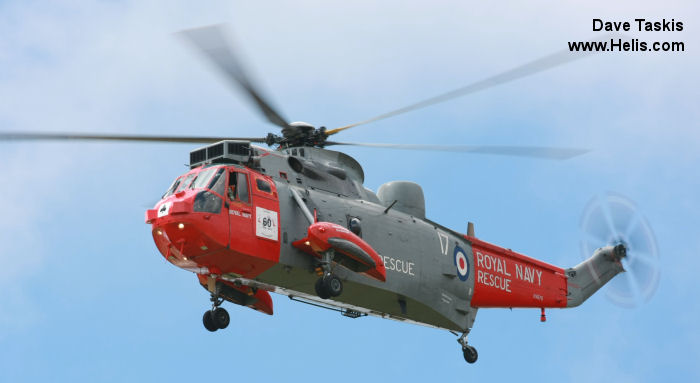Westland Sea King HAS.1 c/n wa 658