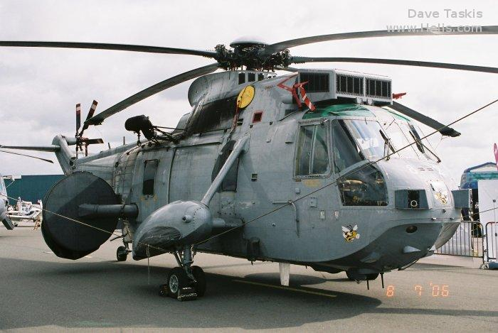 Westland Sea King HAS.5 c/n wa 945