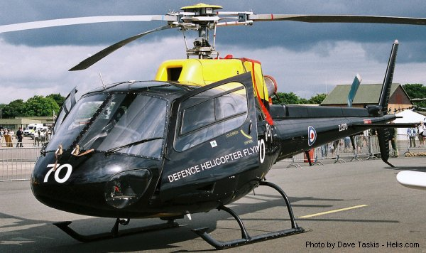 Royal Air Force AS350BB Ecureuil