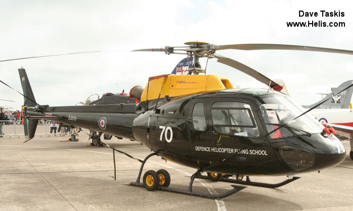 Eurocopter AS350BB Ecureuil c/n 3000