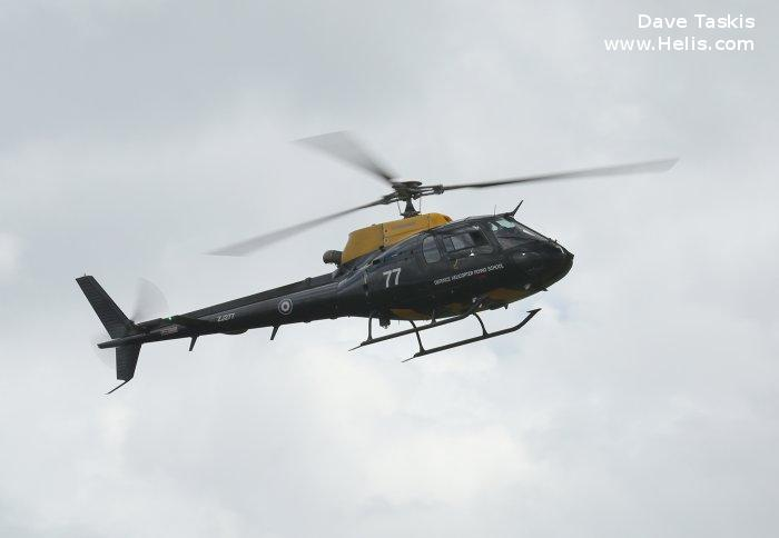 Eurocopter AS350BB Ecureuil c/n 3017