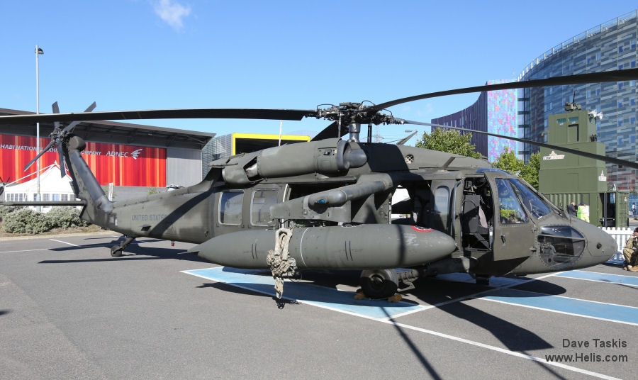 Sikorsky UH-60A Black Hawk c/n 70-1291