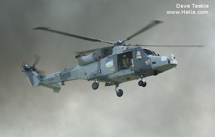 Helicopter AgustaWestland AW159 Wildcat AH1 Serial 514 Register ZZ510 used by Army Air Corps AAC (British Army) ,Royal Marines RM. Aircraft history and location