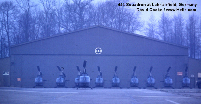 444 squadron Canadian Armed Forces