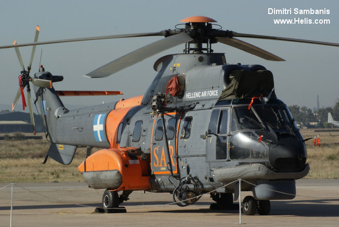 Eurocopter AS332C1 Super Puma c/n 2509