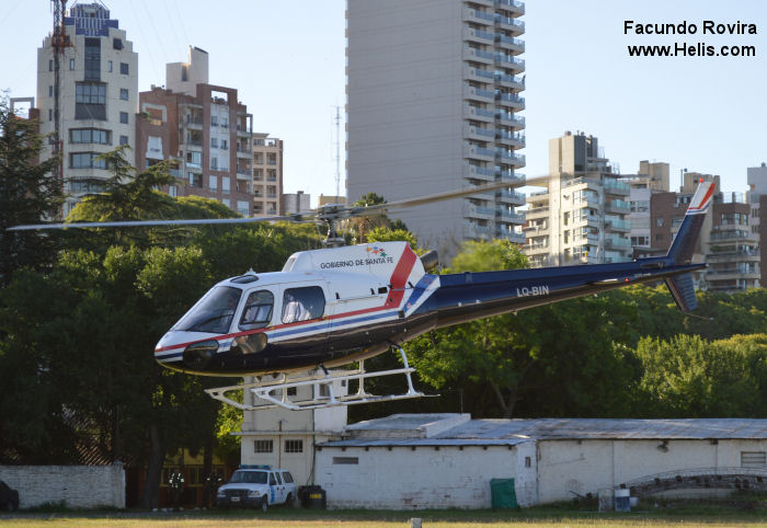 Eurocopter HB350B3 Esquilo
