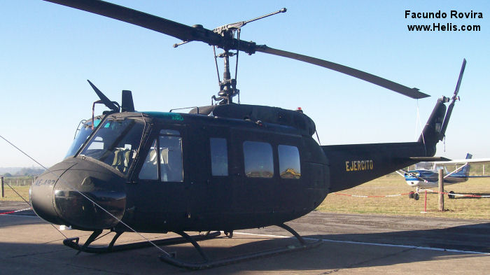 Bell UH-1H Iroquois c/n 12203