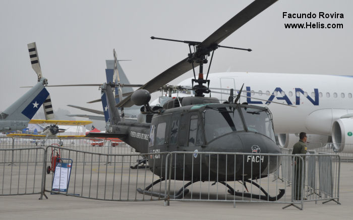 Bell UH-1H Iroquois c/n 11266